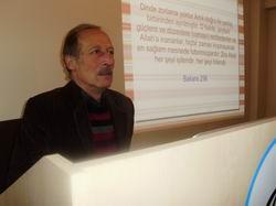 Sivas Özgür-Der'de Muharref Gelenek Konuşuldu