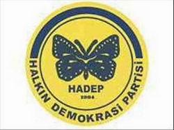 AİHM, HADEPi Kapatan Türkiyeyi Mahkûm Etti