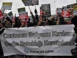 Özgür-Derin Balyoza Müdahillik Talebi Kabul Edildi