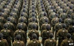 Japonya: Çinin Askeri Gücü Korkutuyor