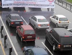 BBPlilerden İlginç Benzin Protestosu