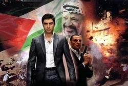 Almanya'da Kurtlar Vadisi Filistin'e Engelleme