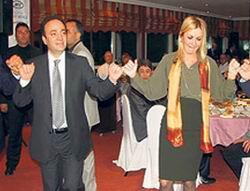 TÜSİAD Başkanı Halaya Durdu, Kürtçe Mesaj Verdi