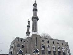 B.Avrupa'nın En Büyük Camii Açıldı, Wilders Çıldırdı