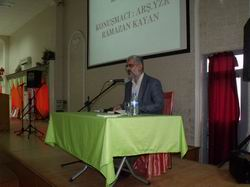 "Siverekte ""Yaşam Kaynağımız Kur'an"" Konferansı"