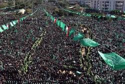 Hamasın 23. Yılında Yüzbinler Gazze Sokaklarındaydı