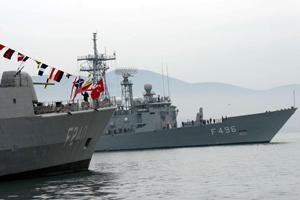 Askeri Gemi, Kaçakçı Teknesi Gibi