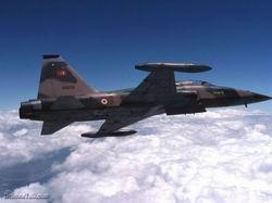 Konya'da Askerî Uçak Düştü