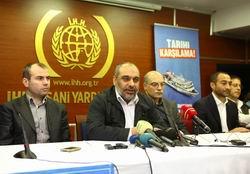 Mavi Marmara'yı On Binler Karşılayacak