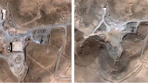 """""""Suriyenin Reaktörünü İsrail İmha Etti"""""""