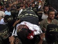 İslami Cihad Üyesi 2 Filistinli Şehit Edildi