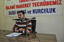 "Diyarbakır'da ""Said-i Nursi"" Semineri"