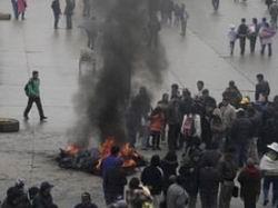 Bolivya Halkı Zammı Geri Çektirdi