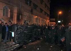 Mısır'da Kilise Önünde Patlama: 21 Ölü
