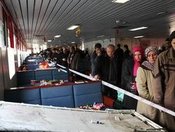 Mavi Marmara'ya Yoğun İlgi Var!