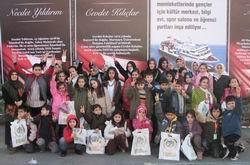 Özgür Çocuk Kulubü Öğrencileri Gezide
