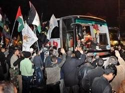 Asya-1 Kafilesi Gazze'ye Giriş Yaptı