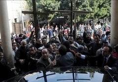 Mısırda Hristiyanlar Öfkeli