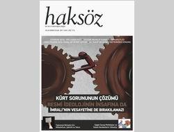 Haksöz Dergisi 238. (Ocak 2011) Sayısı Çıktı!