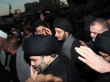 Mukteda Es-Sadr Iraka Döndü