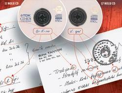 CD Üzerindeki Yazılar, Darbe Notlarıyla Örtüşüyor