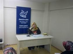 İzmirde Hadis ve Rey Ekolü Konuşuldu