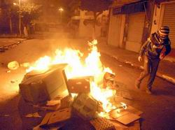 Cezayir'de Zamlar Geri Alındı