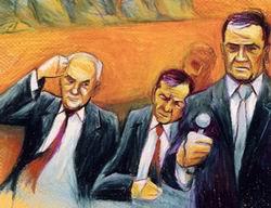 Hakimden Balyoz Sanıklarına 'Sakız' Fırçası