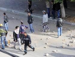 Tunusta Çatışmalar Başkente Sıçradı
