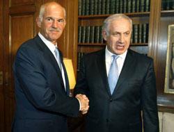 Yunanistan ve İsrail Ortak Kabine Kuruyor