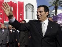Tunus Diktatörünü Bir Tek Suudiler Kabul Etti