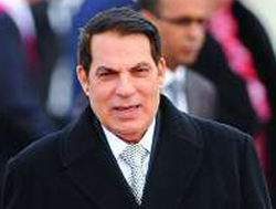 Tunus'un Devrik Lideri Bin Ali'ye Hapis Cezası