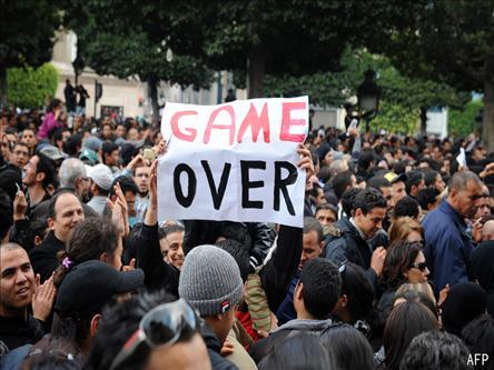 Arap Dünyasında Domino Korkusu