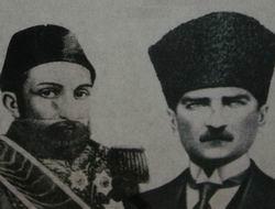 Mustafa Kemal İle Abdülhamid Arasında...