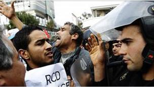 Tunus'ta Bin Aliye Tutuklama Kararı