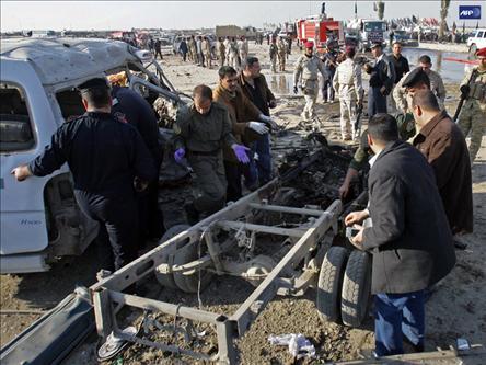Üç Günde Üçüncü Saldırı: 52 Ölü