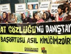 Danıştaya, Taksim'de Protesto