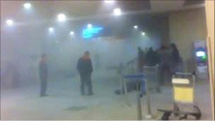 Moskova Havaalanında Bombalı Saldırı!