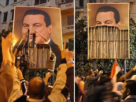 Mısırda Devrim Ateşi Yükseliyor