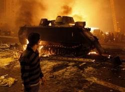 Mısır Halkının Mübareke İsyanı Büyüyor!