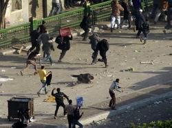 Tahrir Meydanında Direniş Devam Ediyor