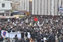 Diyarbakırdan Mısır İntifadasına Selam!