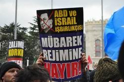 Mübarek'in Tahtı Sallanınca İsrail'i Ter Bastı