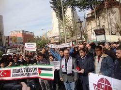 Adana'dan Mısır İntifadasına Selam