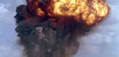 İranda Askeri Kışlada Patlama: 17 Ölü