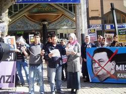 Özgür-Der Antalya: Özgürlük İstiyoruz!