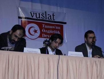 """""""Tunus'un Özgürlük Devrimi"""" Paneli"""