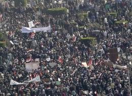 Mısırlı Eylemciler Yeniden Tahrir Meydanında