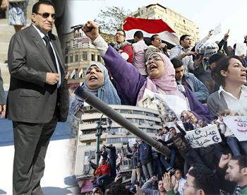 Mısır'da Halk Direniyor: Parlamento Kuşatıldı