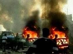 Canlı Bomba Kışlaya Girdi: 31 Ölü